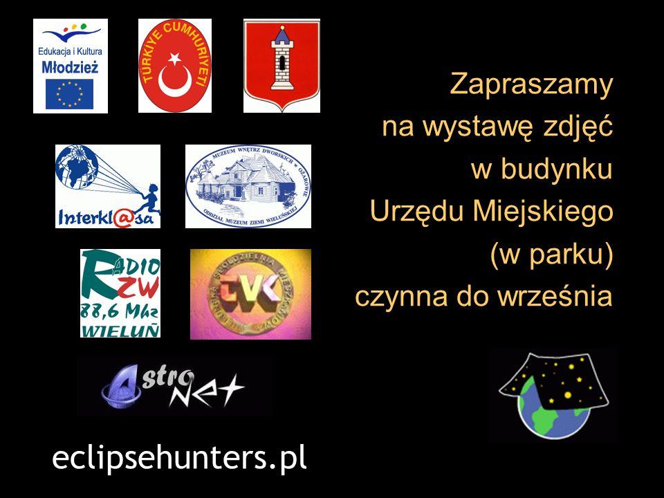 eclipsehunters.pl Zapraszamy na wystawę zdjęć w budynku