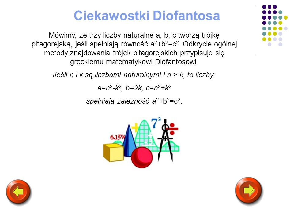 Ciekawostki Diofantosa