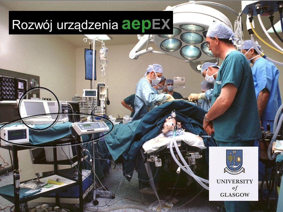 Rozwój urządzenia aepEX
