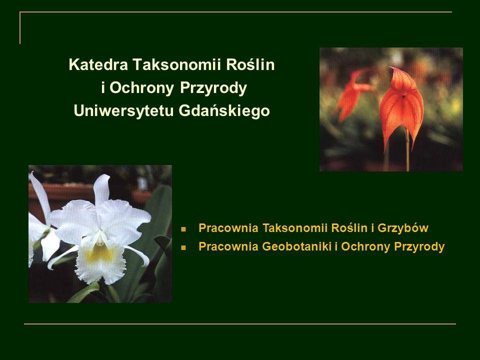 Katedra Taksonomii Roślin Uniwersytetu Gdańskiego