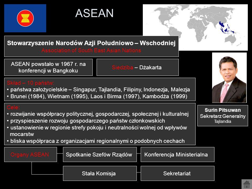 Stowarzyszenie Narodów Azji Południowo – Wschodniej