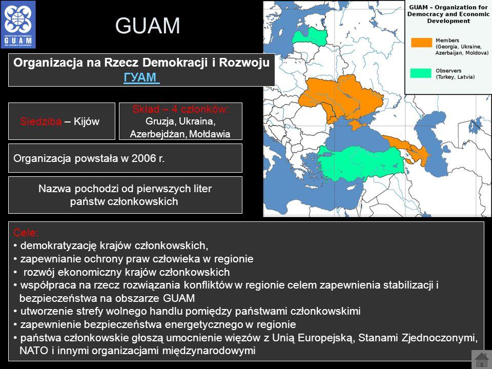 Organizacja na Rzecz Demokracji i Rozwoju