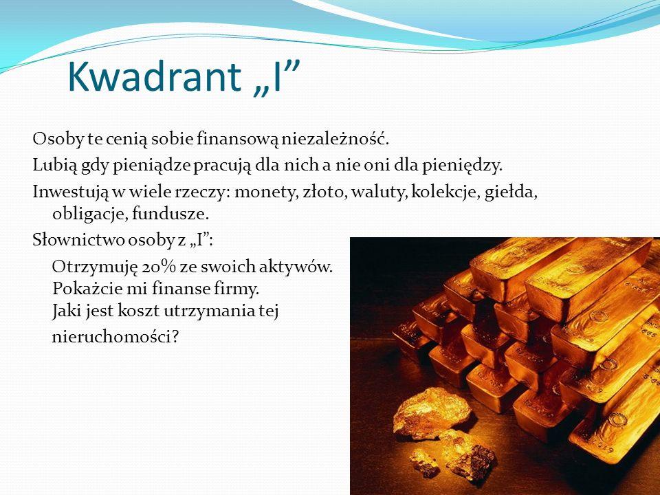 """Kwadrant """"I"""