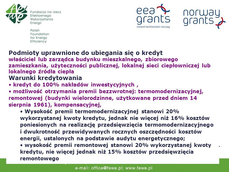 Fundusz Termomodernizacji i Remontów