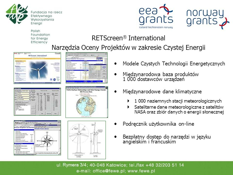 RETScreen® International