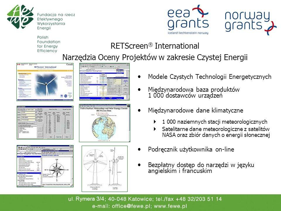 RETScreen® International