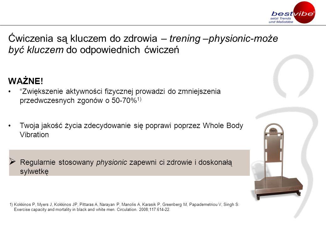 Ćwiczenia są kluczem do zdrowia – trening –physionic-może być kluczem do odpowiednich ćwiczeń WAŻNE!