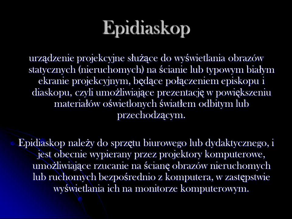 Epidiaskop