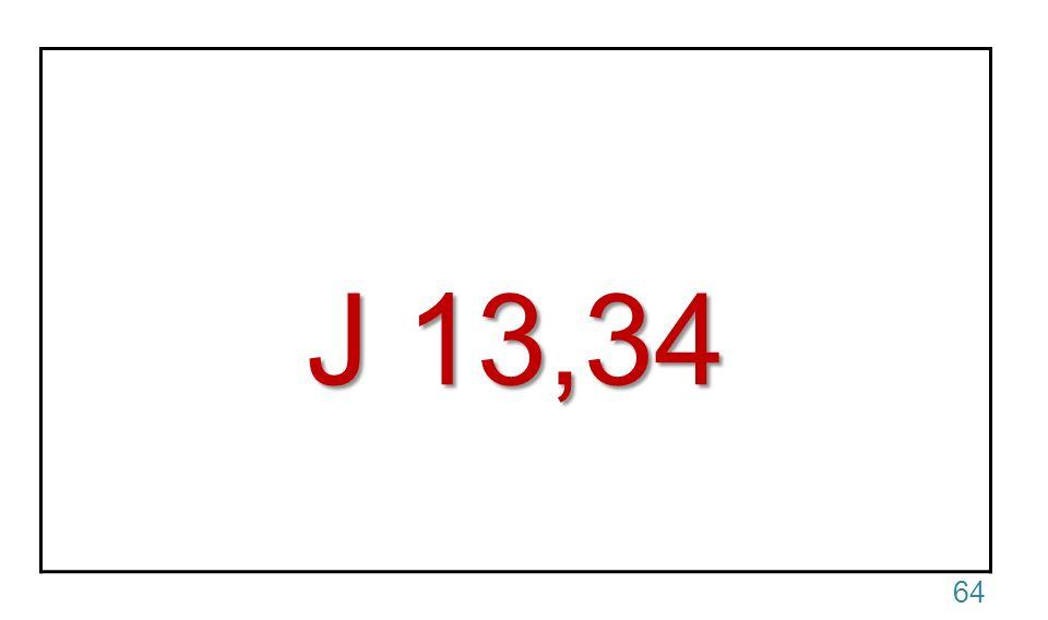 J 13,34