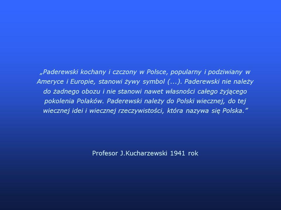 Profesor J.Kucharzewski 1941 rok