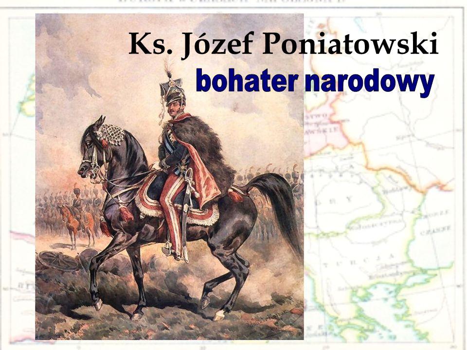 Ks. Józef Poniatowski bohater narodowy