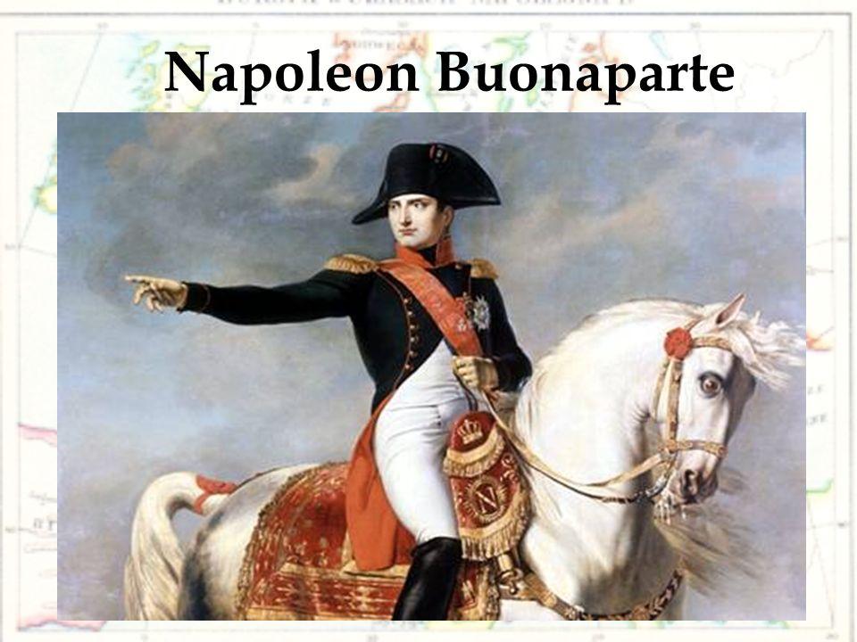 Napoleon Buonaparte