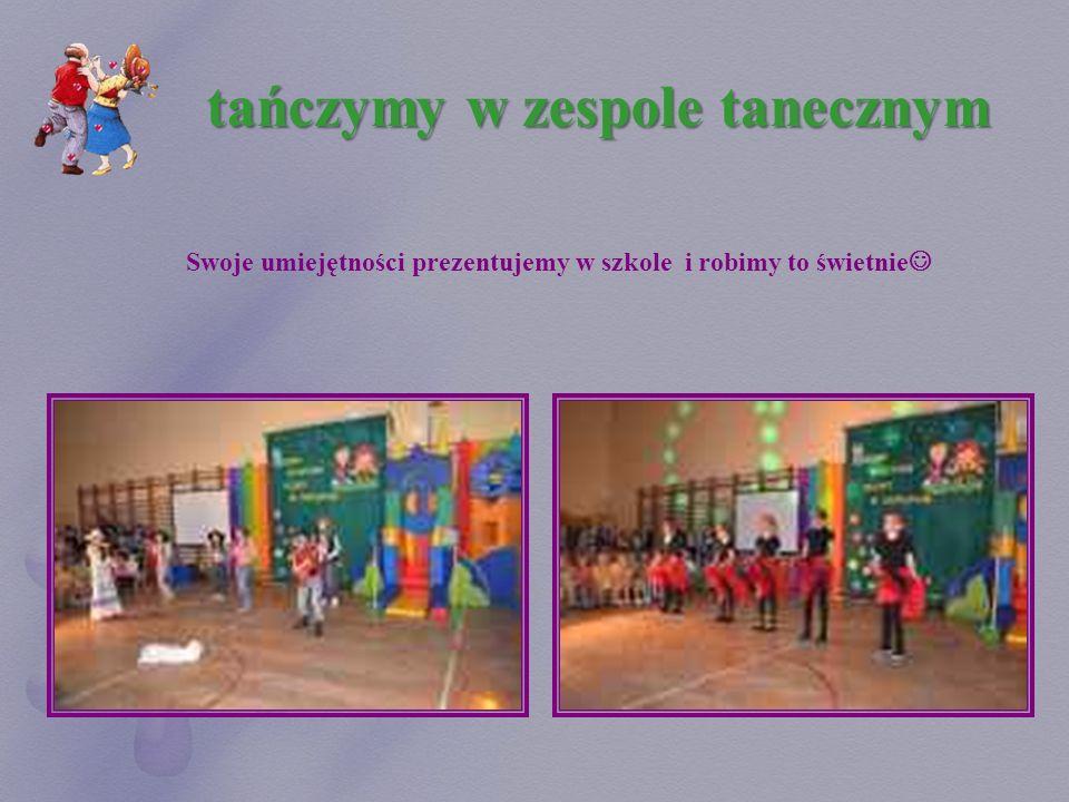 tańczymy w zespole tanecznym