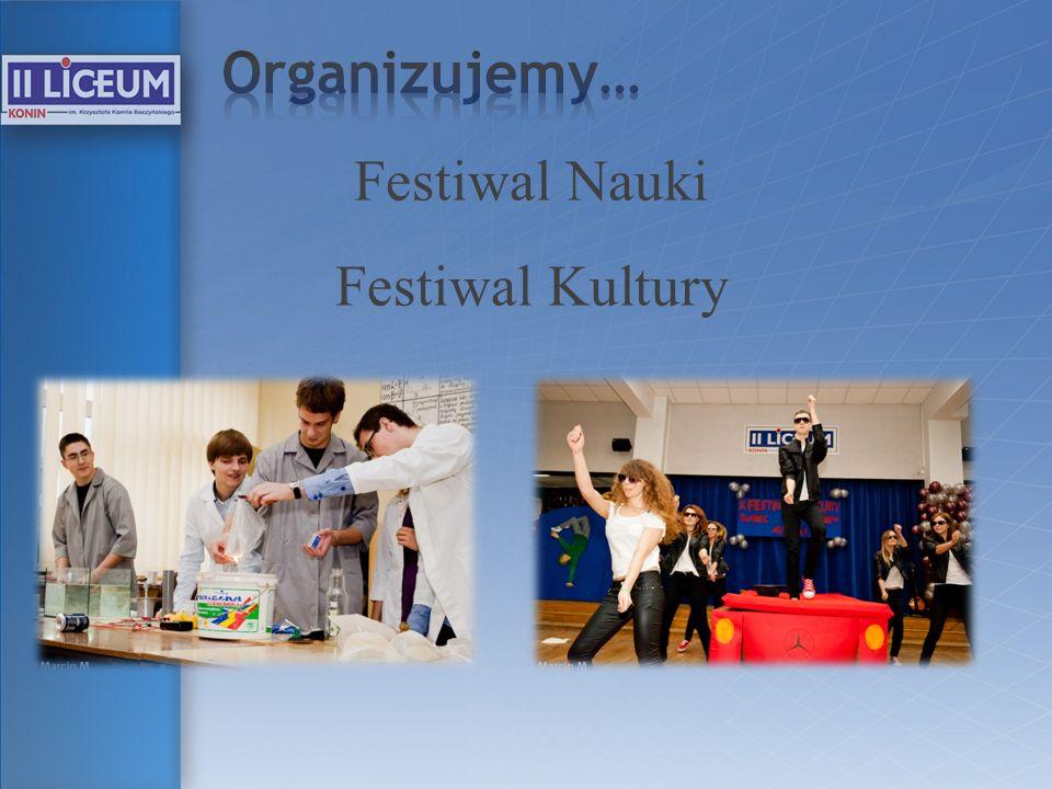 Festiwal Nauki Festiwal Kultury