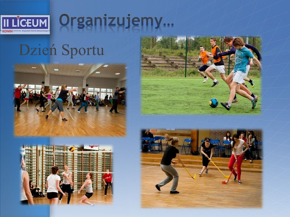 Organizujemy… Dzień Sportu