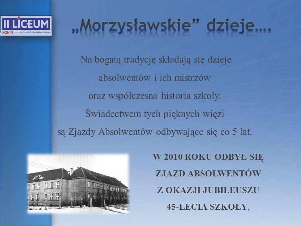 """""""Morzysławskie dzieje…."""