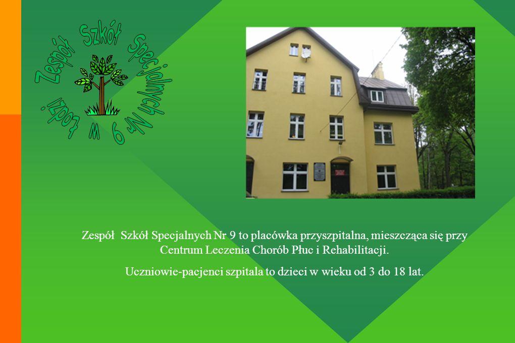 Zespół Szkół Specjalnych Nr 9 w Łodzi