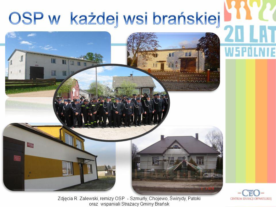 OSP w każdej wsi brańskiej
