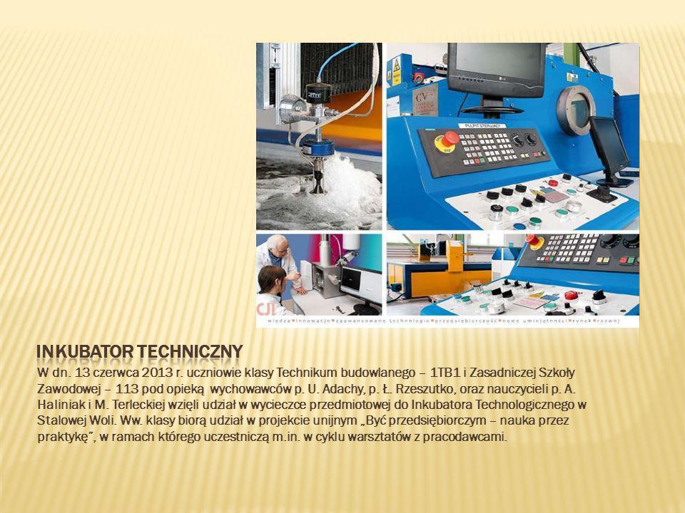 Inkubator techniczny