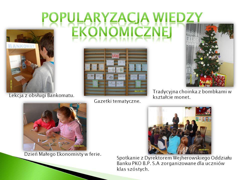 Popularyzacja wiedzy ekonomicznej