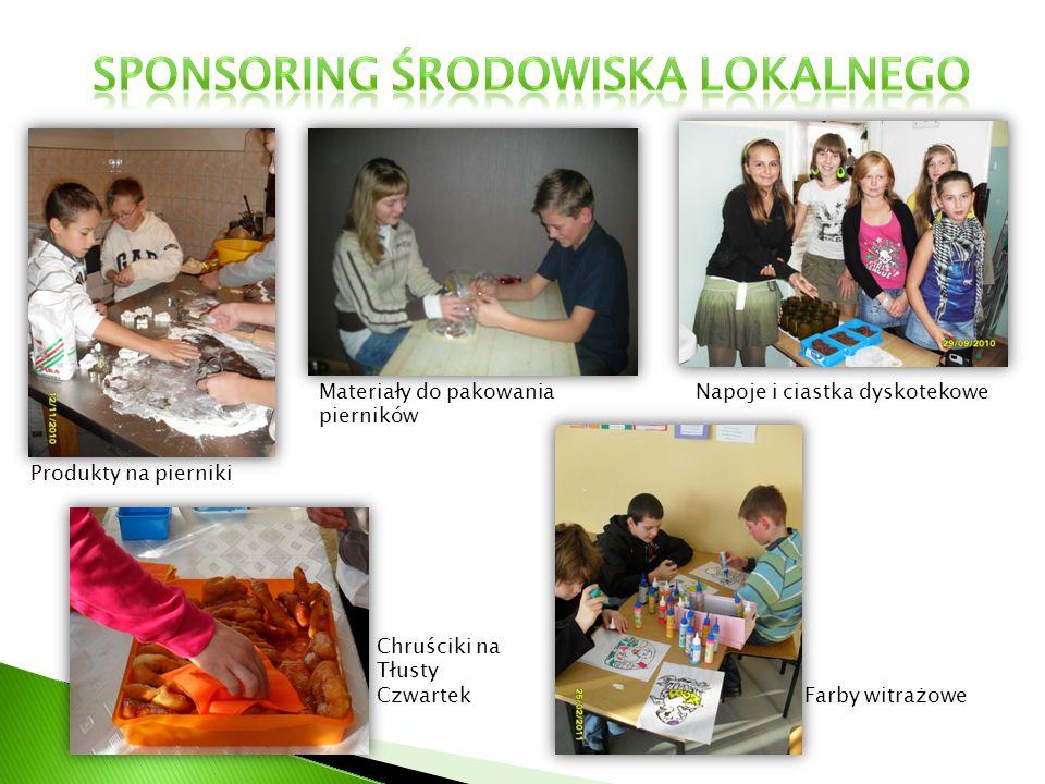 Sponsoring środowiska lokalnego