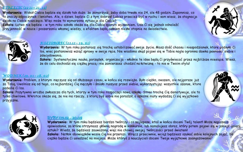 STRZELEC (22 11 – 21. 12)