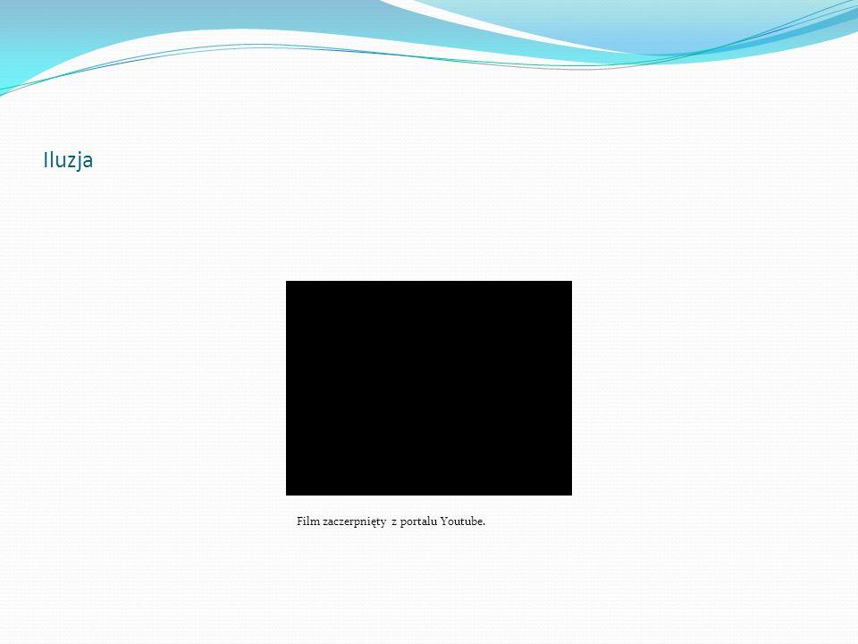Iluzja Film zaczerpnięty z portalu Youtube.