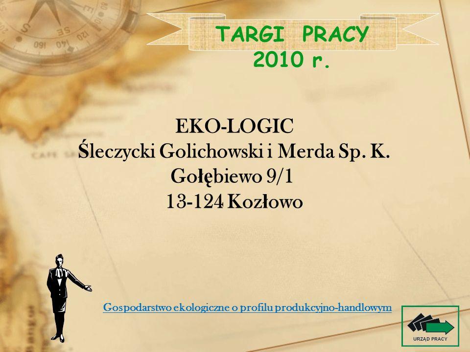Śleczycki Golichowski i Merda Sp. K.