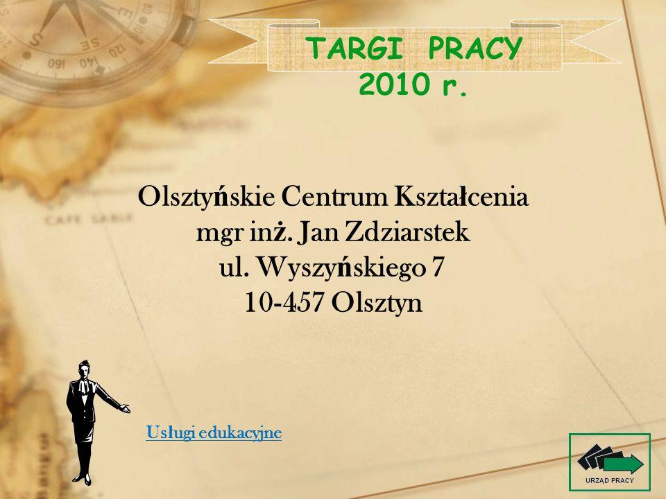 Olsztyńskie Centrum Kształcenia
