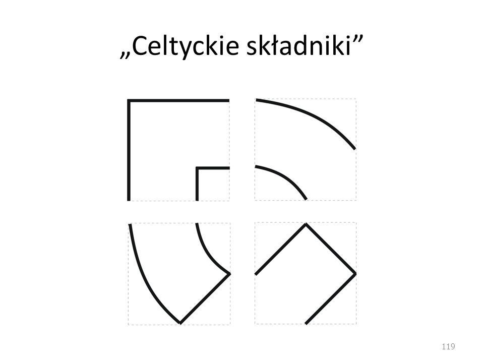 """""""Celtyckie składniki"""