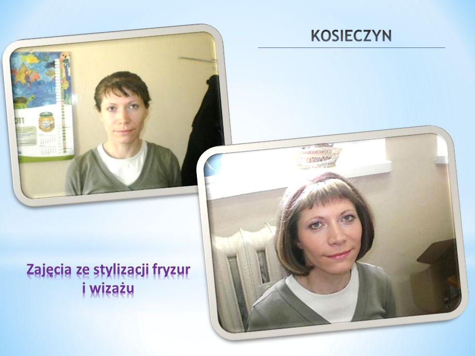 Zajęcia ze stylizacji fryzur i wizażu
