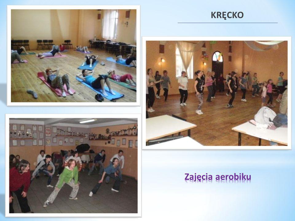 KRĘCKO Zajęcia aerobiku
