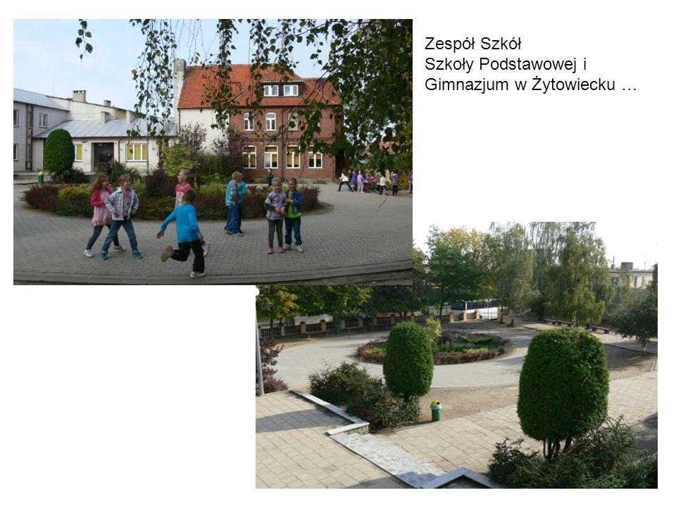 Szkoły Podstawowej i Gimnazjum w Żytowiecku …