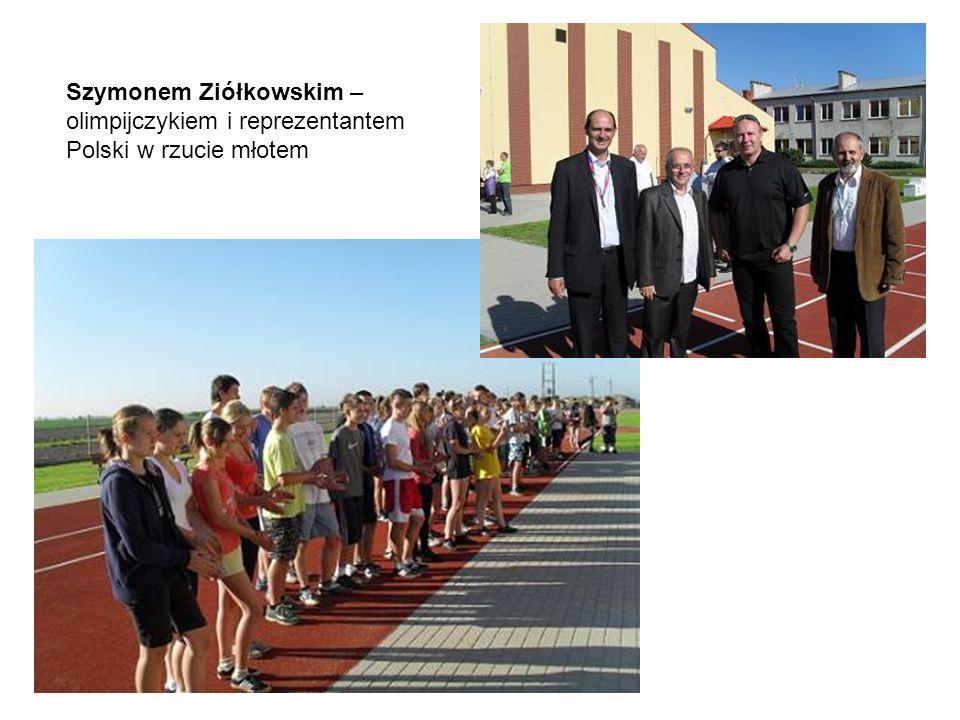 Szymonem Ziółkowskim – olimpijczykiem i reprezentantem Polski w rzucie młotem