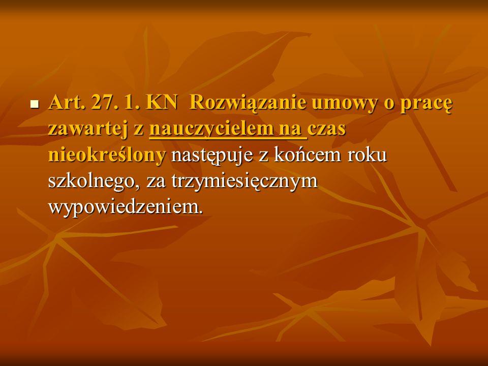Art. 27. 1.