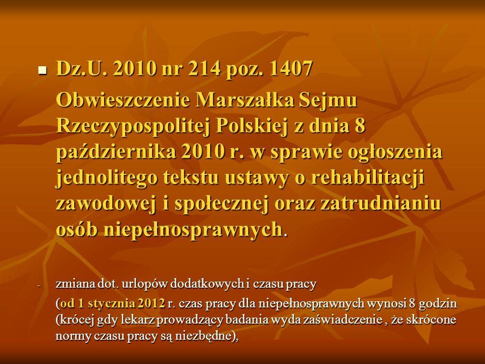 Dz.U. 2010 nr 214 poz. 1407
