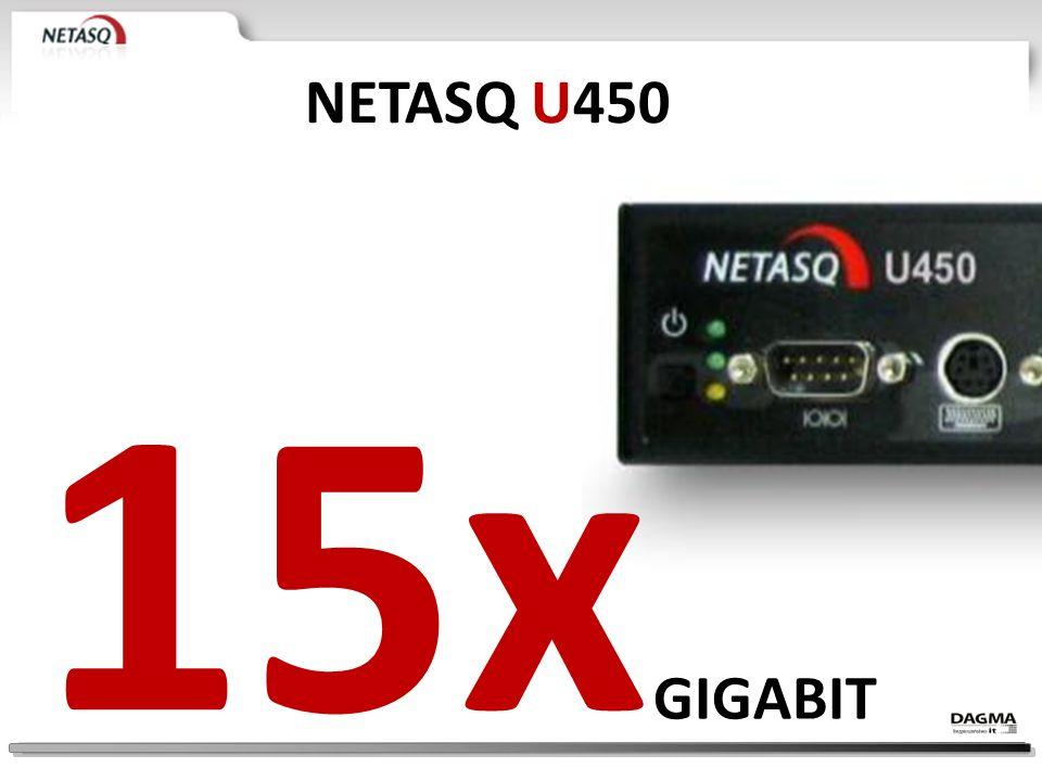 NETASQ U450 15x PR GIGABIT 15