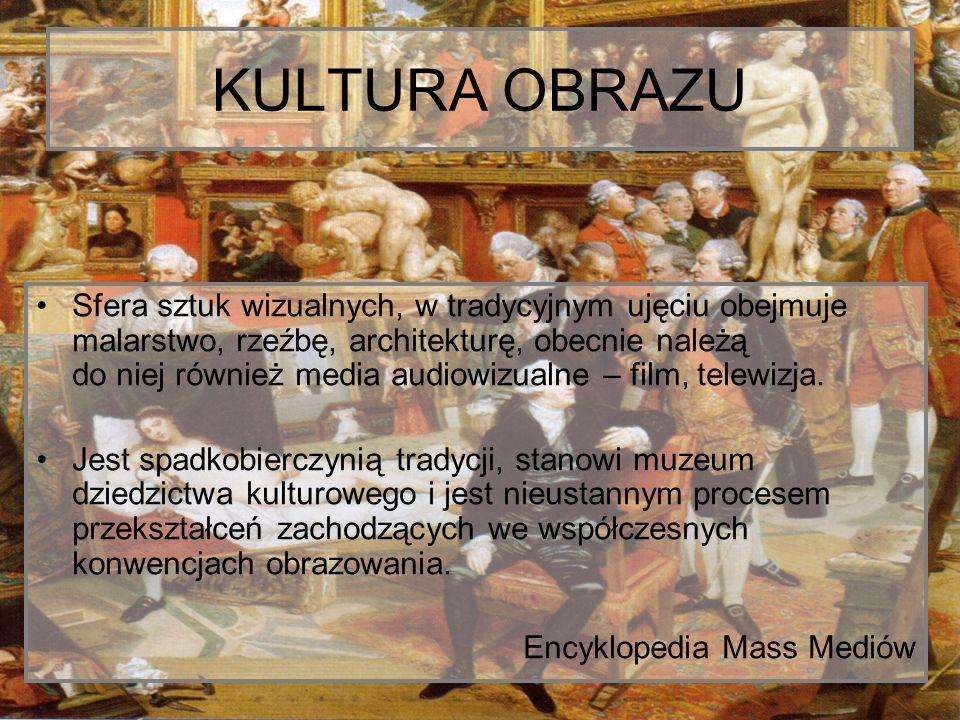 KULTURA OBRAZU
