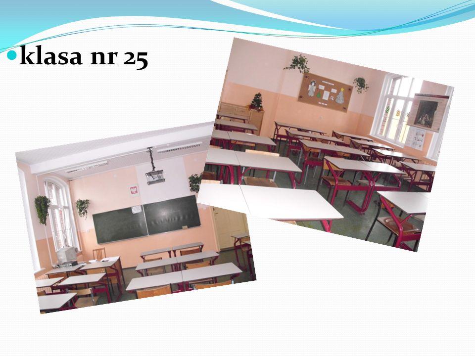 klasa nr 25