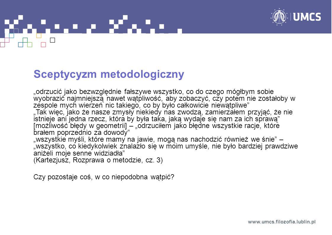 Sceptycyzm metodologiczny