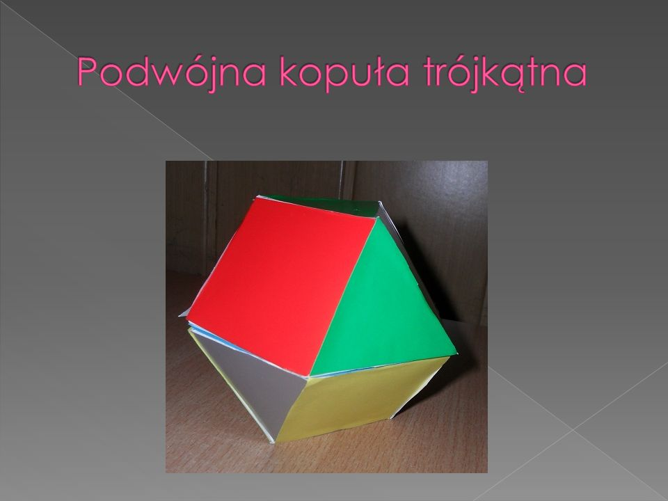 Podwójna kopuła trójkątna