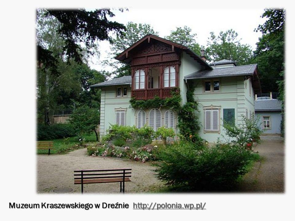 Muzeum Kraszewskiego w Dreźnie http://polonia.wp.pl/