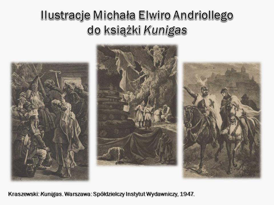 Ilustracje Michała Elwiro Andriollego