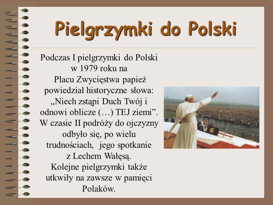 Pielgrzymki do Polski