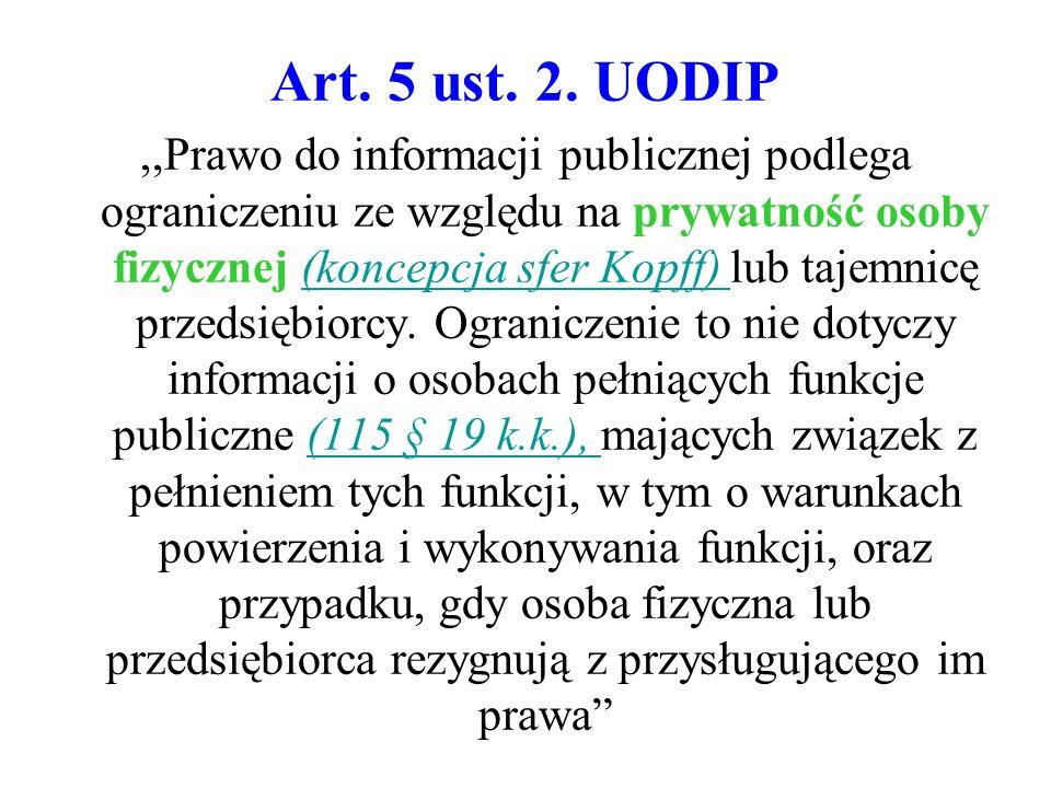 Art. 5 ust. 2. UODIP