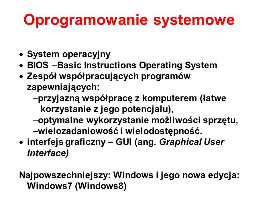 Oprogramowanie systemowe