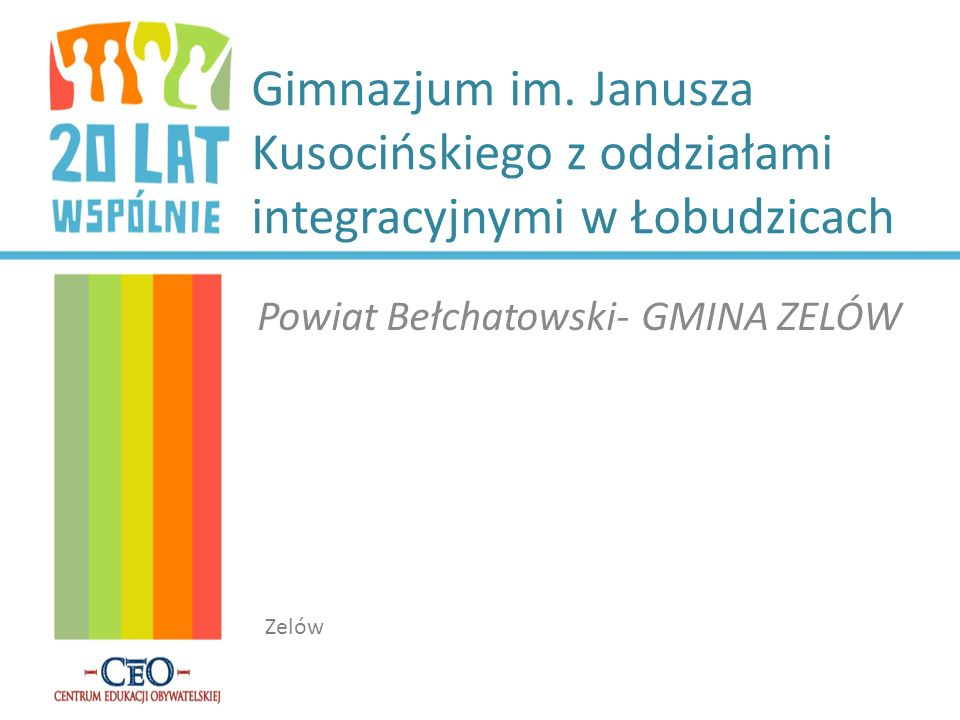 Powiat Bełchatowski- GMINA ZELÓW