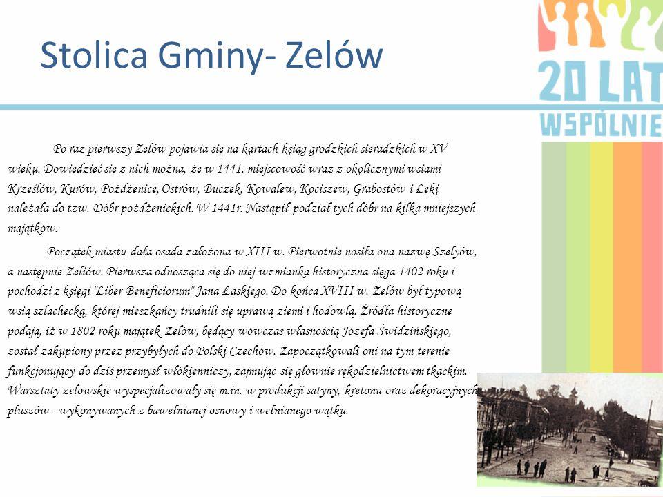 Stolica Gminy- Zelów