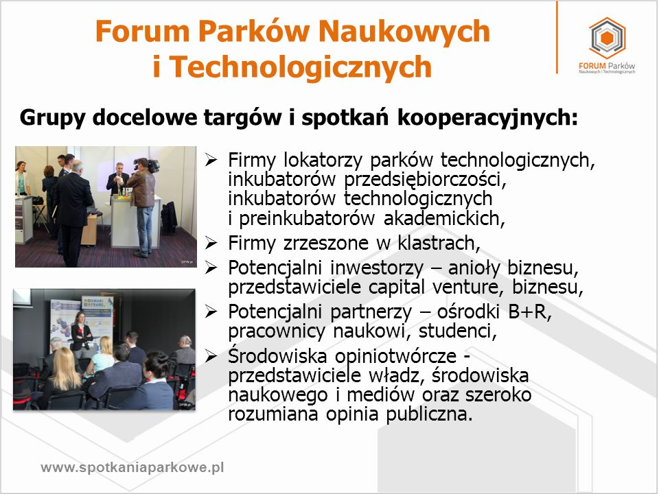 Forum Parków Naukowych i Technologicznych