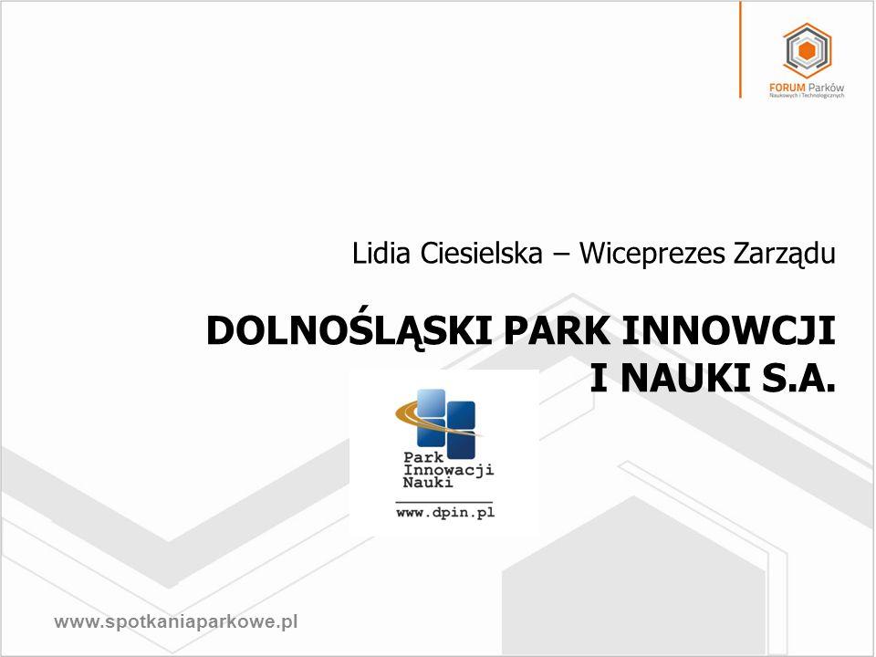 Dolnośląski PARK INNOWCJI I NAUKI S.A.